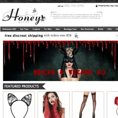 honeygifts.com