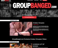 The Most Incredible Gangbang Porn Videos - AdultHookups